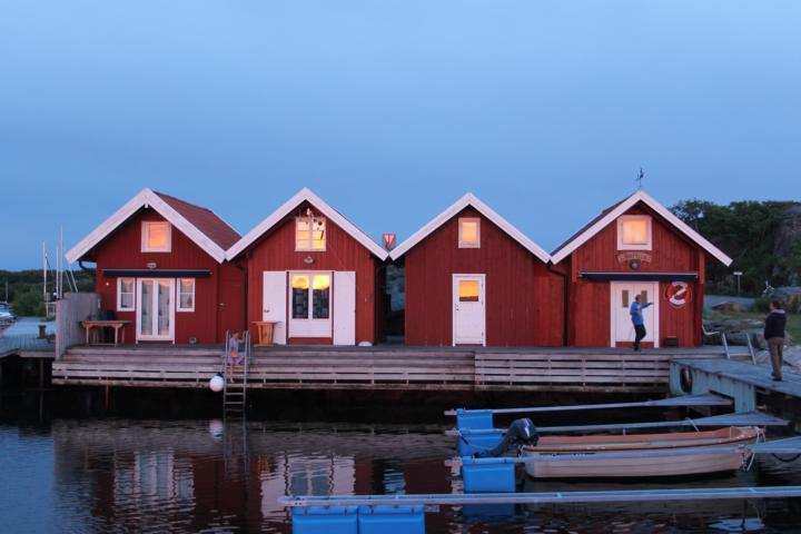 Schären bei Göteborg