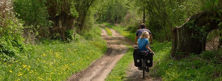 Uckermark: Radweg Berlin - Usedom