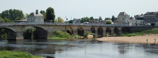 Die Loire entlang