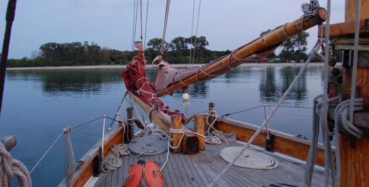 Segeln in der Lübecker Bucht