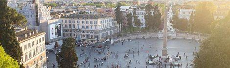 Roma, ancora